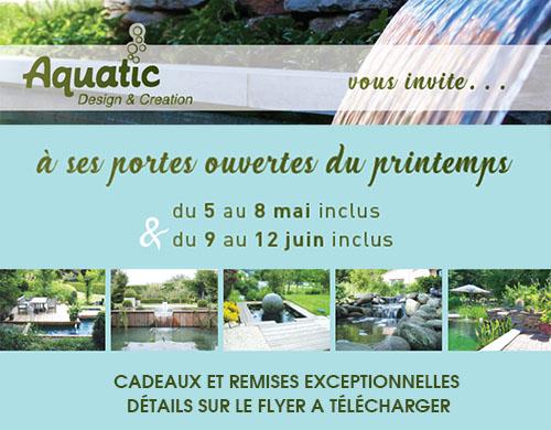 Aquatic Design Wavre Bruxelles spécialiste en Bassins, plantes aquatiques et poissons